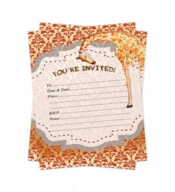 Discount Baby Shower Party Invitations Online