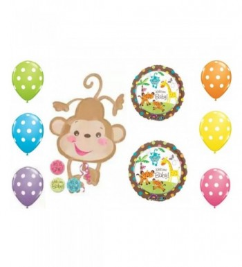 Shower Birthday Party Balloon Decoration