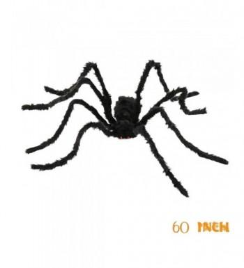 Jiaqee Creepy Halloween Decoration Spider