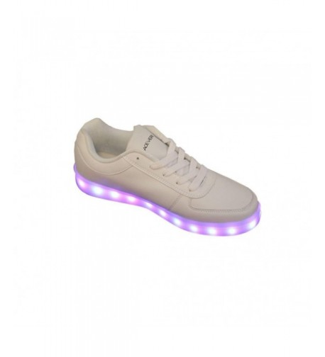 ACEVER Sports Flashing Sneakers Valentines