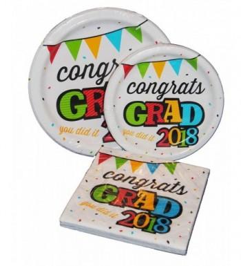 Congrats Grad 2018 Party piece