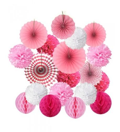 Cocodeko Honeycomb Birthday Festival Decorations x