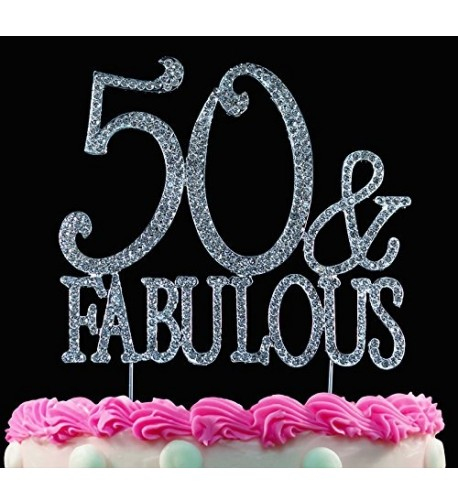Fabulous Toppers Birthday Crystal Yacanna