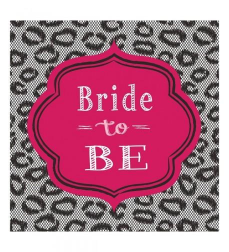 Creative Converting Count Bridal Napkins
