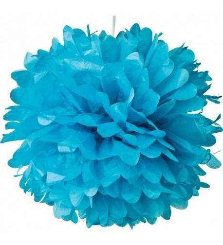 Luna Bazaar Tissue 10 Inch Turquoise