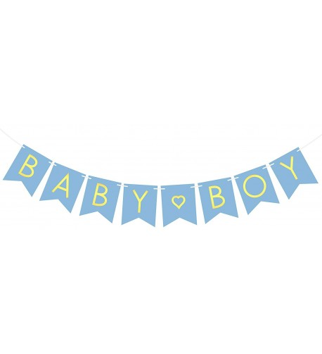 Baby Shower Decorations Shimmering Announcement