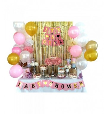 Decorations Enchanting Including Balloons Curtain