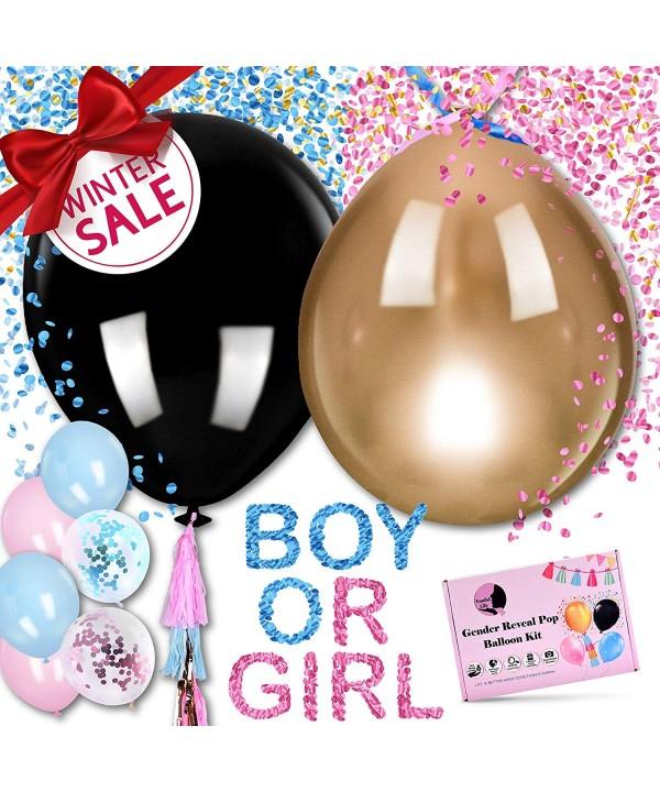 Supplies Confetti Balloons Decorations Announcement