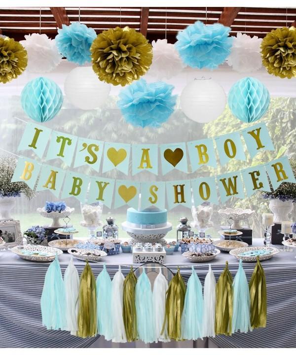Shower Decorations SHOWER Flowers Lanterns