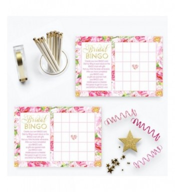 Most Popular Bridal Shower Party Games & Activities Outlet