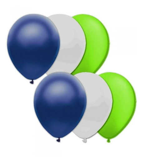 Football Solid Party Latex Balloons