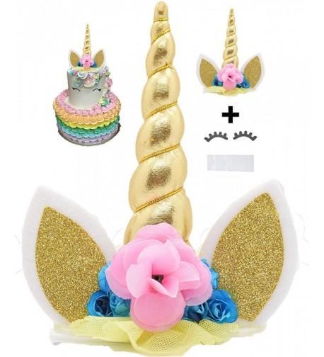 Koshi handmade Birthday eyelashes Decoration