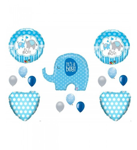 ELEPHANT Shower Balloons Decoration Supplies