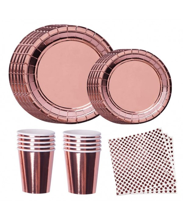 Disposable Dinnerware Supplies Birthday Graduation