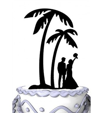 Meijiafei Bride Groom Wedding Topper
