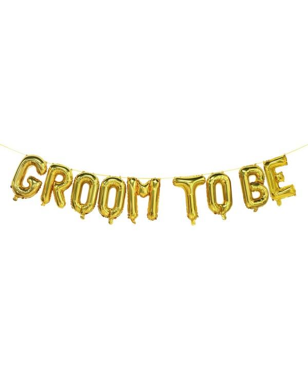 Mosoan Balloons Bachelor Decorations Supplies