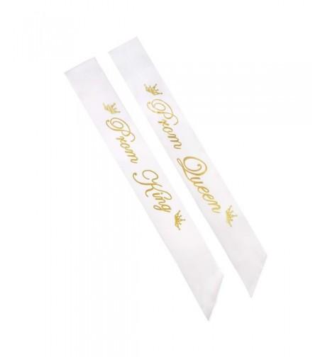 Queen Satin School Graduate Accessories
