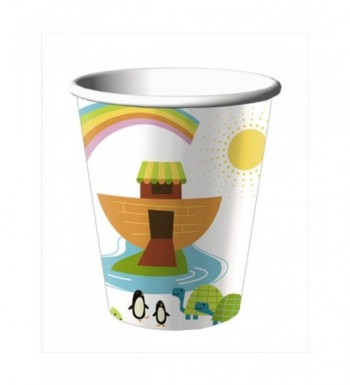Whimsical Ark Baby Shower Cups