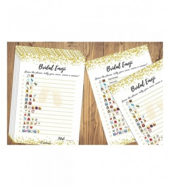 Cheap Bridal Shower Party Games & Activities On Sale