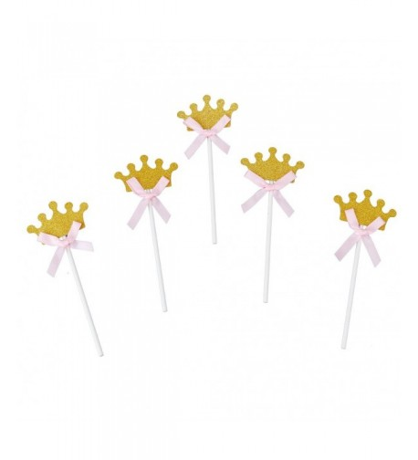 Looching Cupcake Toppers Decorations Birthday