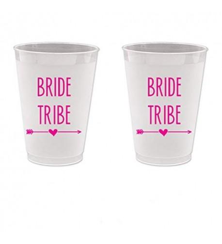 Bachelorette Frost Flex Plastic Cups