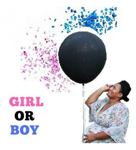 Meo Gender Confetti Balloons Decoration