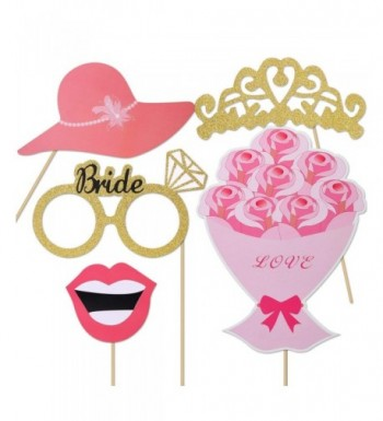 Bridal Shower Party Photobooth Props Outlet