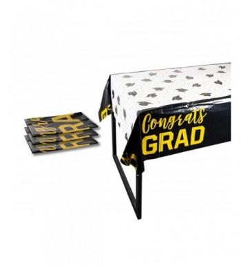 Plastic Table Covers Graduation Disposable