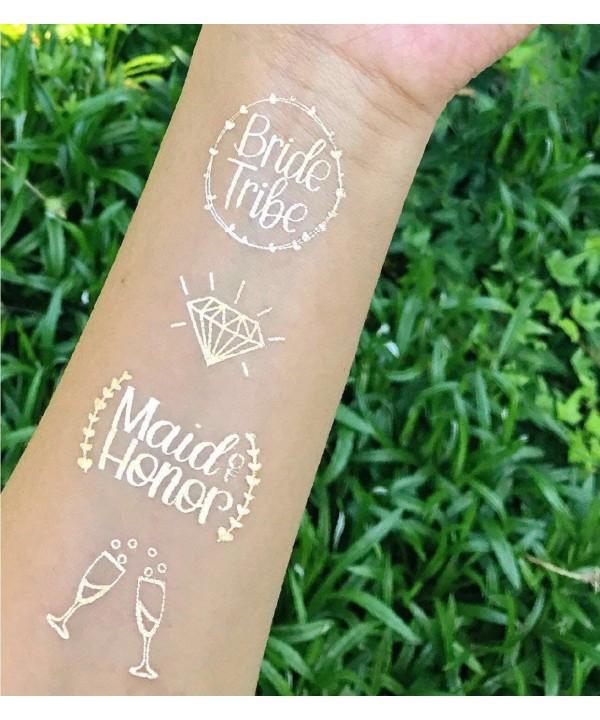 Lettered Adeline Bachelorette Tattoos Designs