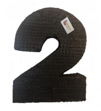 APINATA4U Number Pinata Second Birthday