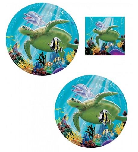 Ocean Party Themed Bundles Serves