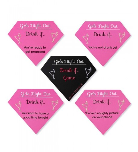 Drink Bachelorette Party Game Decorations