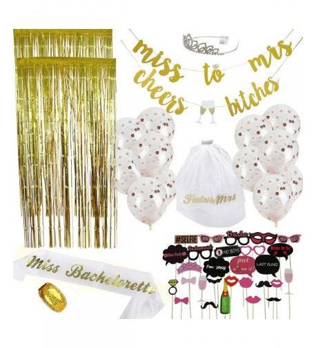 Bachelorette Party Decorations Supplies Backdrop