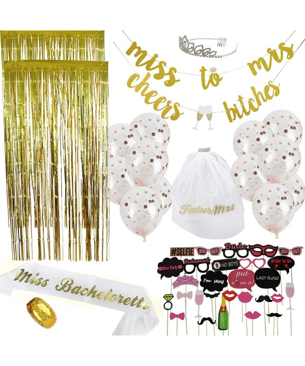 Bachelorette Party Decorations Supplies Backdrop