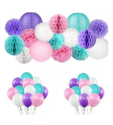 Kalolary Supplies Birthday Decorations Balloons