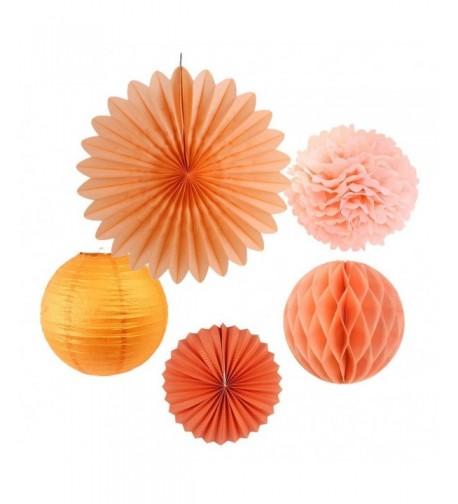 SUNBEAUTY Honeycomb Birthday Valentine Decoration