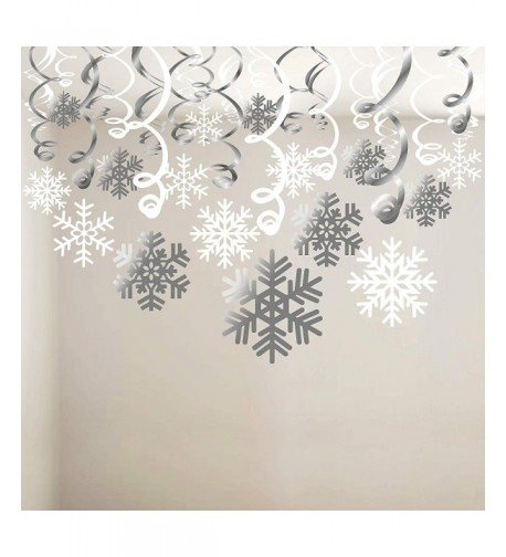 Snowflake Decoration Konsait Christmas Wonderland