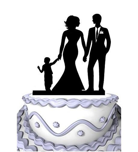 Meijiafei Family Silhouette Wedding Decorationation
