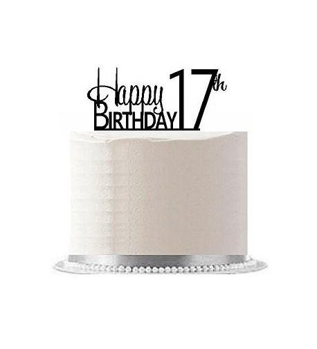 CakeSupplyShop AE 120 Birthday Agemilestone Elegant